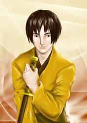 Kitsu Shoru by Faily-chan