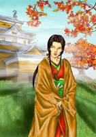 Princess Korin by Faily-chan