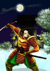 Prince Kosugi by Faily-chan