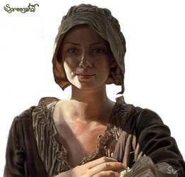 woman by masterSA