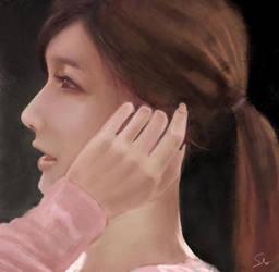 Sketch - Female by masterSA