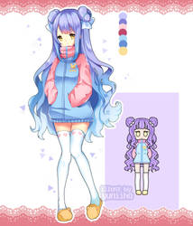 Eun - OC by Yuniiho