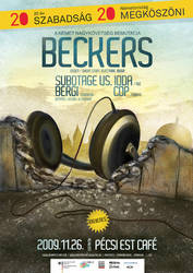 beckers poster by c0p