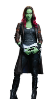 Guardians of the Galaxy Vol 2 Gamora PNG by Metropolis-Hero1125