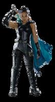 Thor Ragnarok Valkyrie PNG by Metropolis-Hero1125
