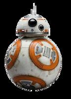 Star wars the last jedi BB-8 PNG by Metropolis-Hero1125