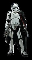 Star wars the last jedi Captain Phasma PNG by Metropolis-Hero1125