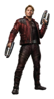 Avengers Infinity War Star Lord PNG by Metropolis-Hero1125