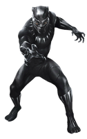Black Panther T'challa PNG by Metropolis-Hero1125