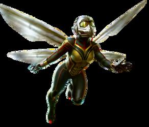 Antman and the Wasp Hope Van Dyne PNG by Metropolis-Hero1125