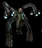 Spider-Man PS4 Doc Ock PNG by Metropolis-Hero1125