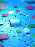 Confetti - Pong 12 by batjorge