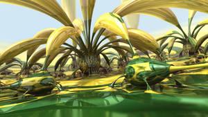 Musa Paradisiaca by batjorge