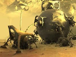 Secrets Of Arrakis by batjorge