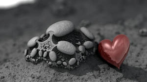 Undead Heart by batjorge
