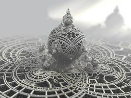 Menger Worlds by batjorge