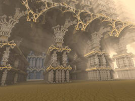 Al-Kali Temples by batjorge