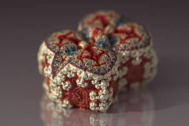 Kaldeoscopic Biscuit by batjorge