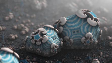 Blue spring by batjorge