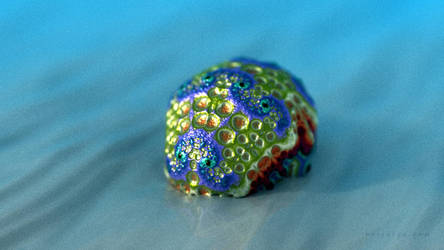 Coral Polyp by batjorge