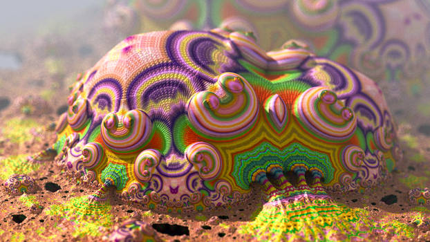 DMT Visions by batjorge