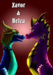 Gift for Myheaven9: Xavor and Belza by HopsWatch92