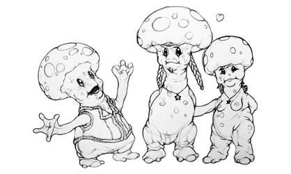 Toads... ew... by Martin-Krieger