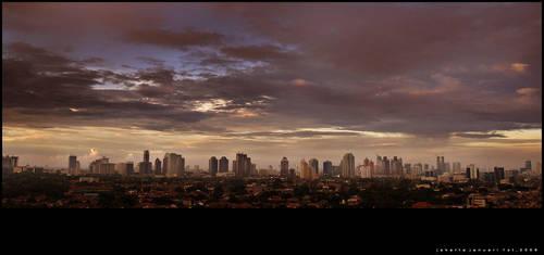 Jakarta, January 1st, 2006 by DonovanDennis