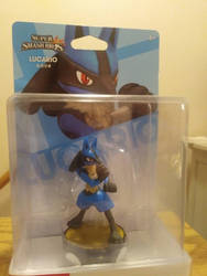 Lucario! by TurboGamer98