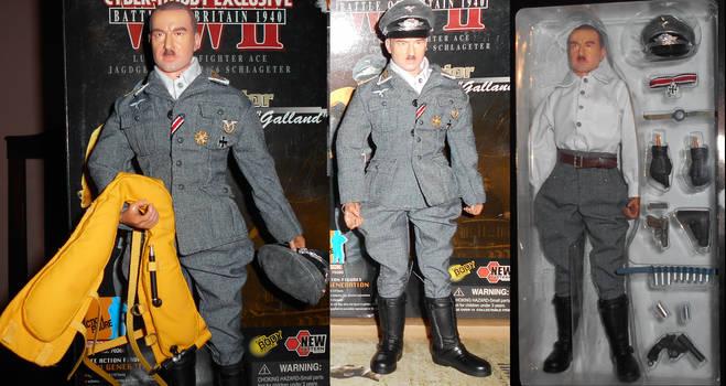 WW2 1/6 scale figure - Adolf Galland by R7artist