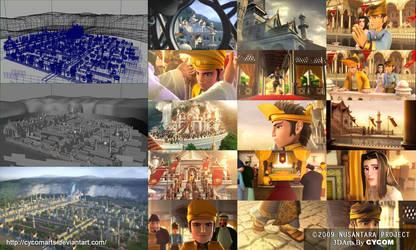 W.I.P Nusantara Project by CYCOMarts