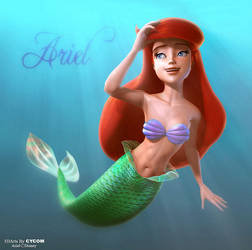 Another Ariel by CYCOMarts