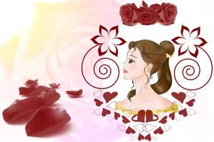 Belle by Drawtaru