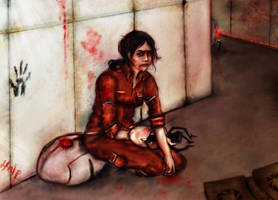 Portal: Have you given up, Chell? by Madalinka