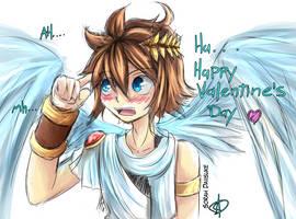 [Kid Icarus] Happy Valentine's Day~ by Daiisuke