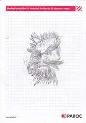 Steampunk Pirate Honeydew by Kristupas