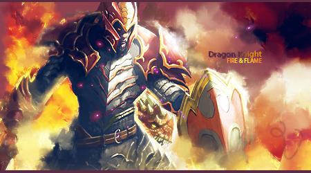Dragon Knight by Kristupas