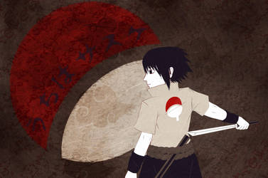 Sasuke Uchiha by darocoth