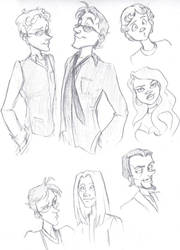 Some Good Omens Goodness by Cabsie