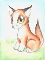 little foxy--Han2 by HanHan