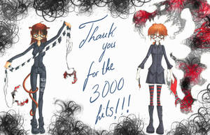Thanks for the 3000 hits--Han1 by HanHan