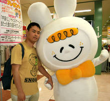 Unipyon and me 2 by yellowmocha