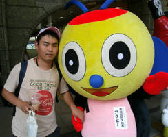 Agupy and me 2 by yellowmocha