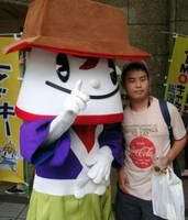 Tsushimaru and me by yellowmocha