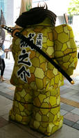 Jounosuke 2 (back shot) by yellowmocha