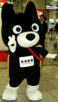 Kuro-chan 2 by yellowmocha