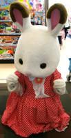 Chocolate Rabbit Sister (Regular costume) 10 by yellowmocha