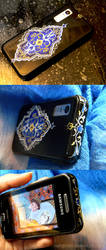 My Tazhib Phone by nargessh