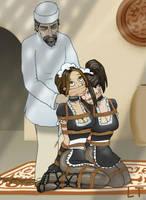 Disciplined Maids by LouisTarado