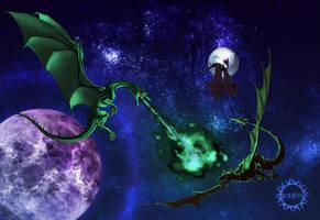 CE: Dragon war by Anutwyll